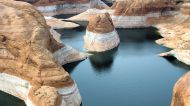Glen Canyon Utah Landscape Scenic Mountains